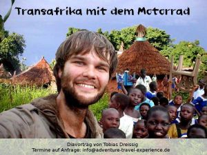 Motorcycling around the world - 50 000km across Africa